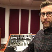 Jon Hildenstein - Joe Lambert Mastering Engineer